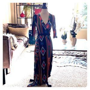Dresses & Skirts - Tribal print Maxi #0095